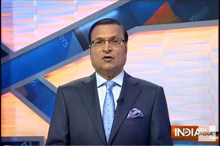 Rajat Sharma Blog: Barbaric acts on border and talks cannot go together - India TV
