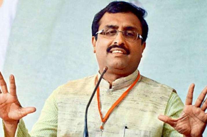 राम माधव ने कहा-एनआरसी के बाद डिटेक्ट, डिलीट, डिपोर्ट करेंगे- India TV