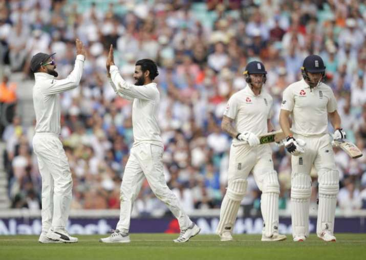 लाइव क्रिकेट स्कोर, भारत बनाम इंग्लैंड, लाइव क्रिकेट मैच स्ट्रीमिंग, फाइनल टेस्ट मैच, चौथा दिन- India TV