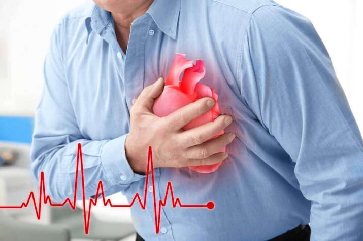 heart problem- India TV