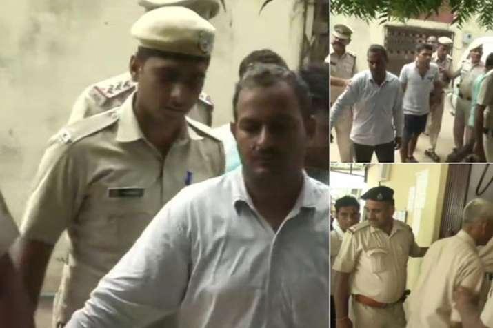 Rewari gang rape accused remanded to 5-day custody | ANI- India TV