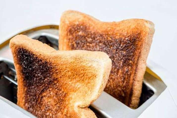 roasted toast- India TV