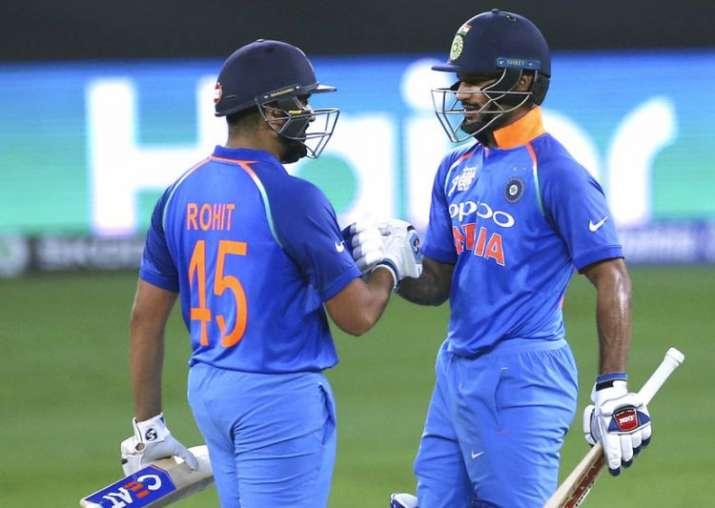 विराट हों या नहीं, मैं और रोहित नहीं बदलते अपने खेलने की स्टाइलः धवन- India TV