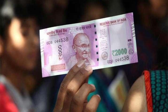 Rupee opens negative on Monday- India TV Paisa