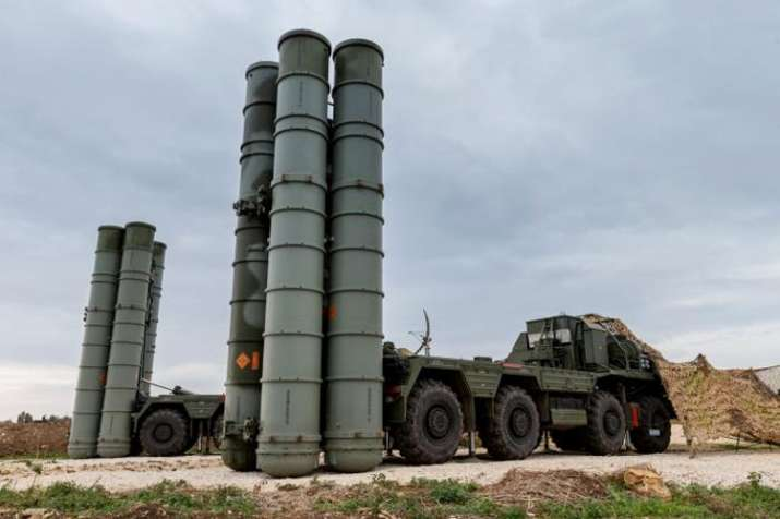 Deal on S-400 air defence systems can be finalised with russia says Defence Minister- India TV