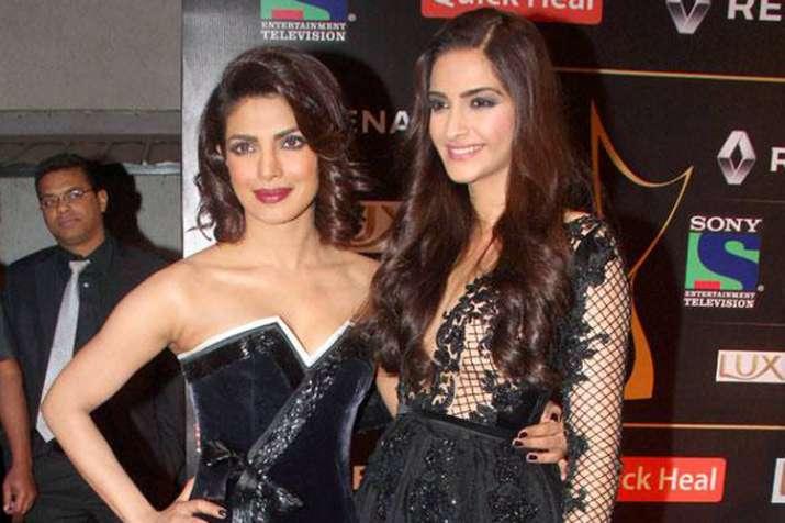 Priyanka Chopra, Sonam Kapoor Ahuja- India TV