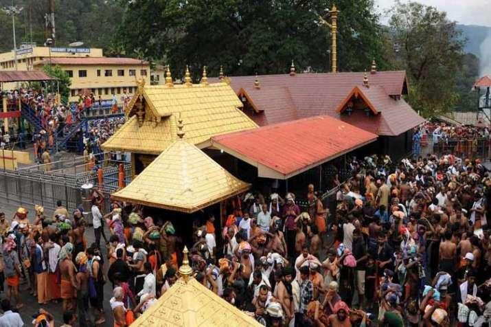sabarimala temple- India TV