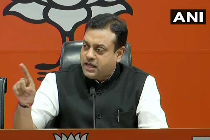 BJP spokesperson Sambit Patra- India TV