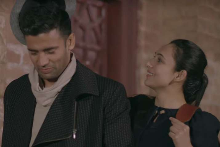 Sangram Singh in Woh Safar- India TV