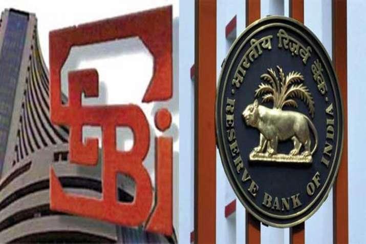SEBI and RBI Statement on financial market- India TV Paisa