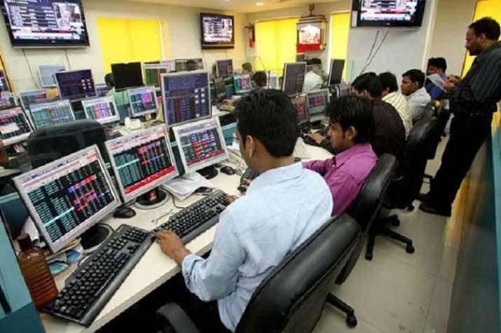 Sensex and Nifty opens negative on Monday- IndiaTV Paisa