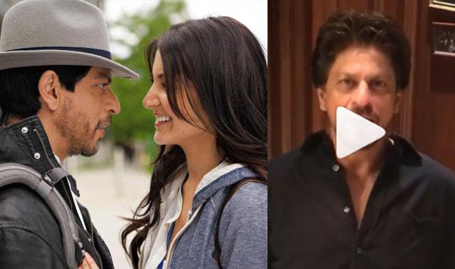 शाहरुख-अनुष्का- India TV
