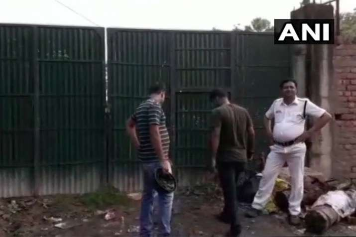 Skeletons of 14 babies found at empty plot in Haridevpur of Kolkata | ANI- India TV