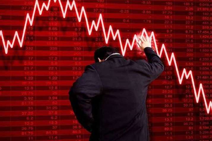 Sharp fall in Sensex and Nifty on Monday- India TV Paisa