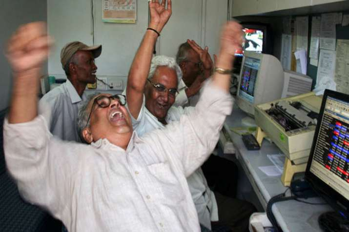 Sensex and Nifty opens strong as Rupee recovers and Crude oil prices fall- India TV Paisa