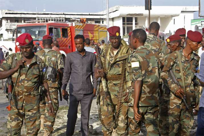 Somalia: Suicide car bombing in capital Mogadishu kills at least six | AP- India TV