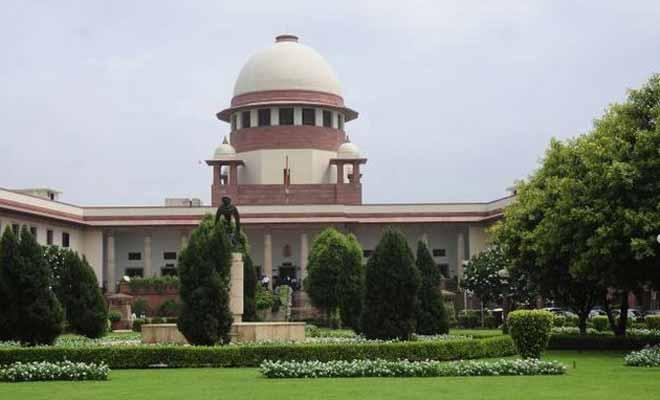 उच्चतम न्यायालय में आज आ सकते हैं कुछ महत्वपूर्ण मामलों में फैसले- India TV