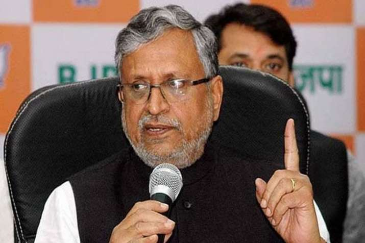 Sushil Modi will be Convenor for Group of Minister - India TV Paisa