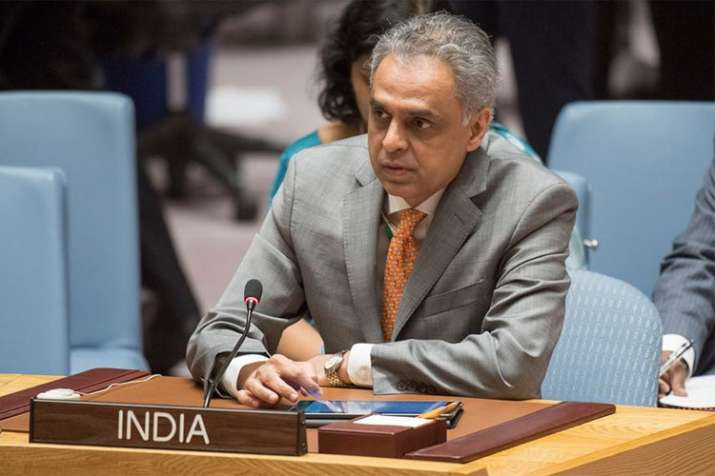 Pakistan's one-trick pony act on Kashmir doesn't resonate at UN, says Syed Akbaruddin- India TV