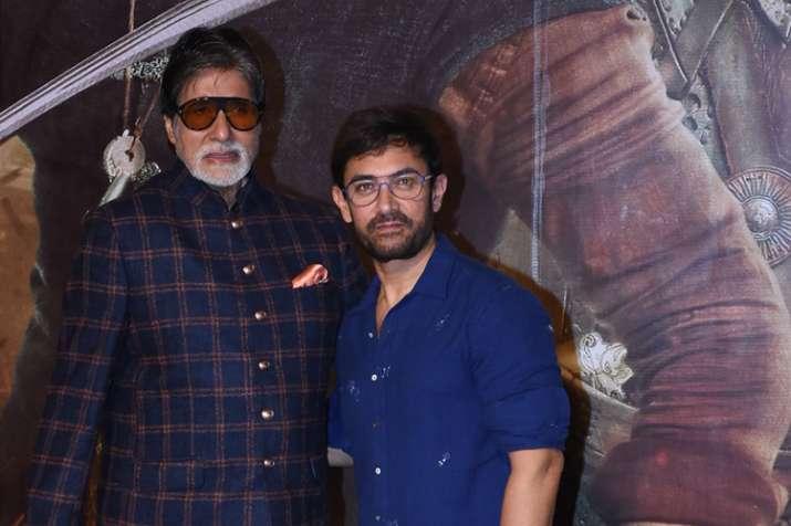 Amitabh Bachchan, Aamir Khan- India TV
