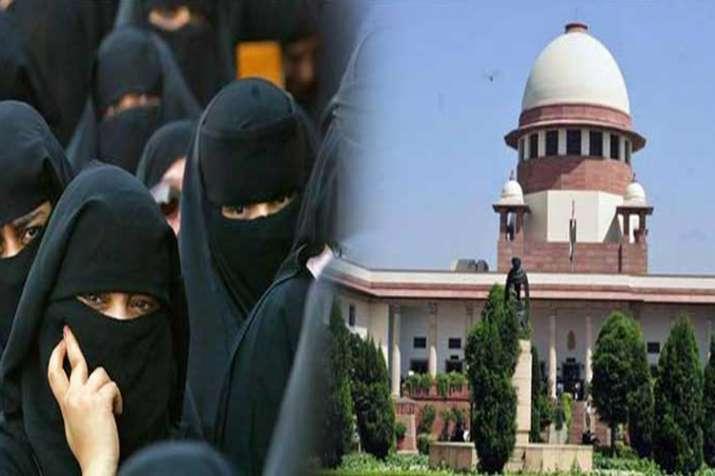 तीन तलाक अध्यादेश के खिलाफ शीर्ष अदालत में याचिका- India TV