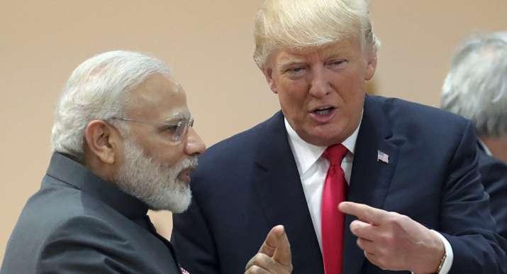 Donald Trump Narendra Modi- India TV Paisa