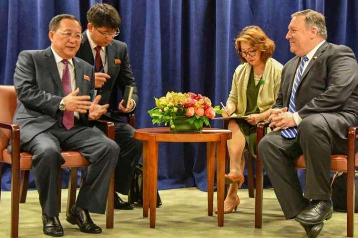 Pompeo to visit North Korea in October- India TV