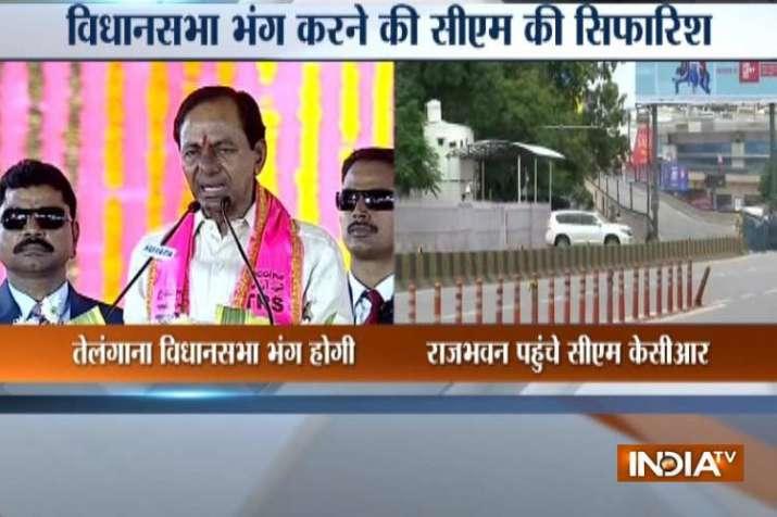 telangana- India TV