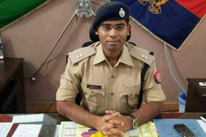 ips officer surendra das- India TV