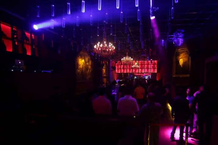 delhi nightclub- India TV