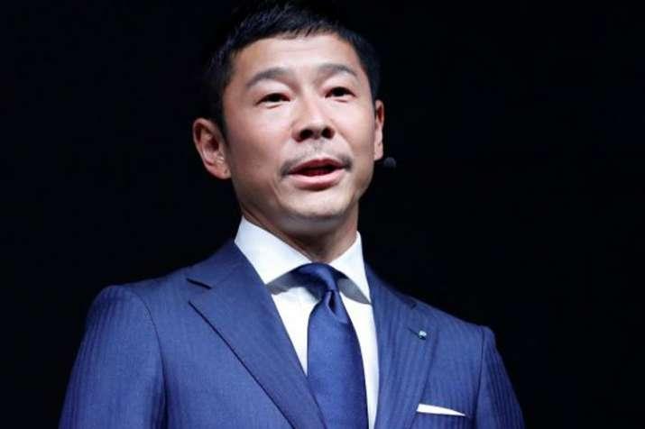 Japanese billionaire Yusaku Maezawa is SpaceX Moon...- India TV