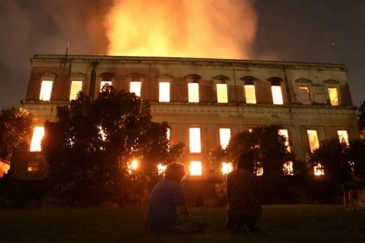 Brazil National Museum- India TV
