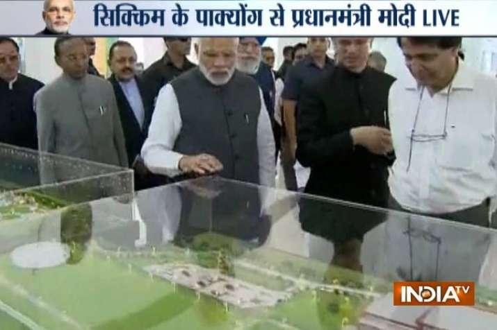 sikkim airport- India TV