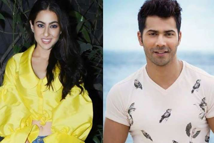 Sara Ali Khan, Varun Dhawan- India TV