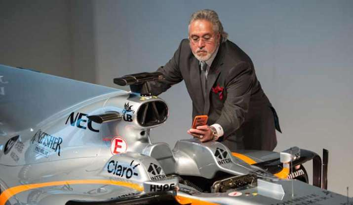 vijay mallya formula one- India TV Paisa