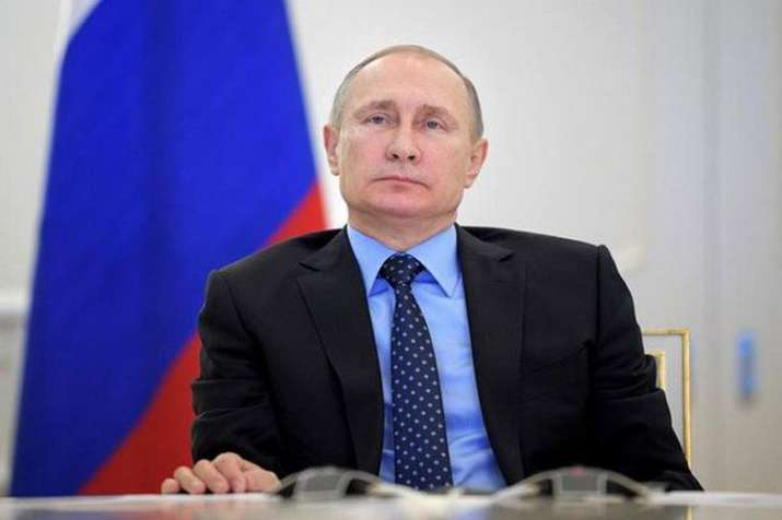 Russian President Putin will pay an official visit to New Delhi next week - India TV