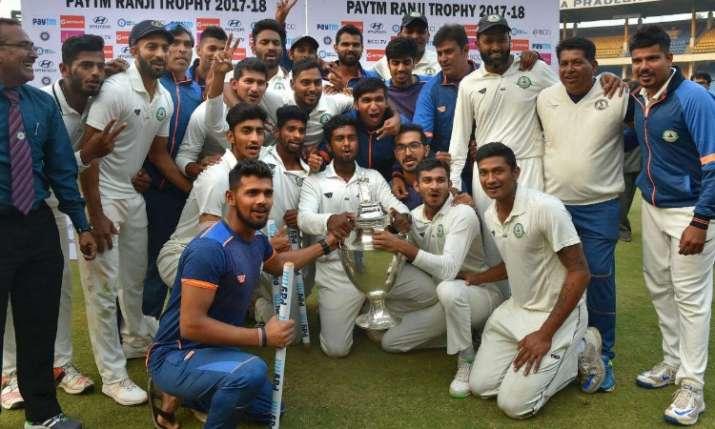 1 अक्टूबर से शुरू होगा रणजी ट्राफी का घमासान, रिकॉर्ड 37 टीमें ले रही हैं हिस्सा- India TV