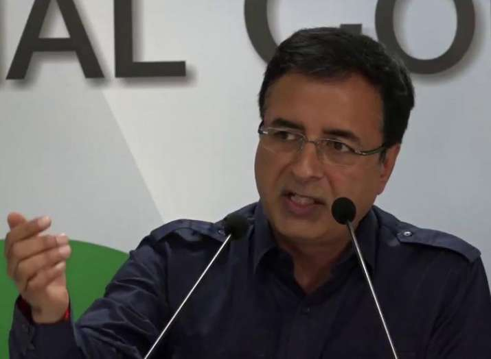Election Commission, Narendra Modi, Randeep Surjewala- India TV
