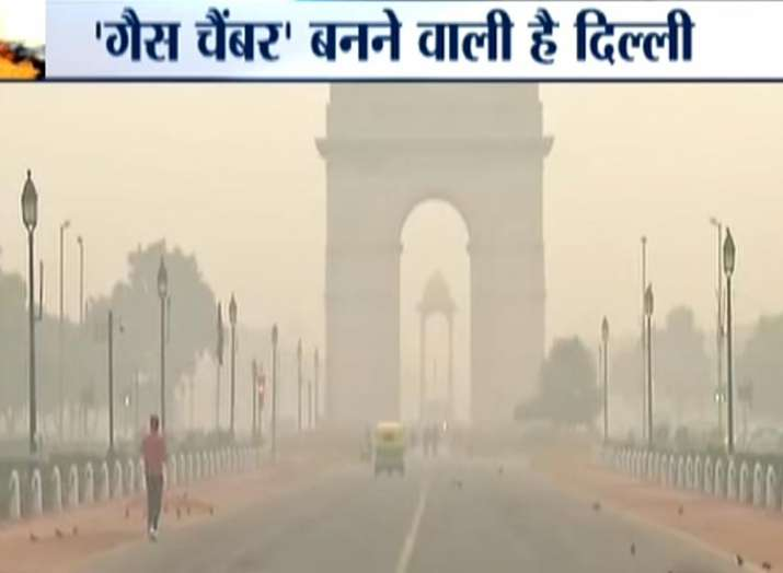 Delhi air pollution: Emergency plan rolled out; proper implementation of norms to be monitored- India TV
