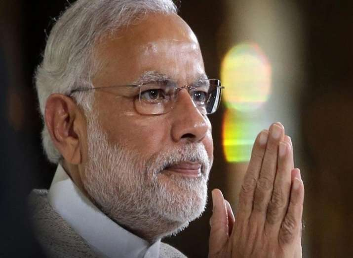 Posters depicting Narendra Modi, Statue of Unity torn, blackened- India TV