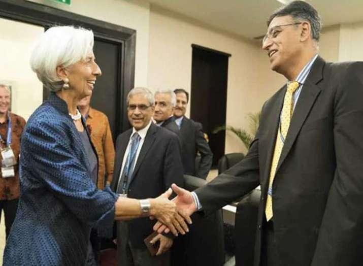 IMF प्रमुख, पाकिस्तान- India TV