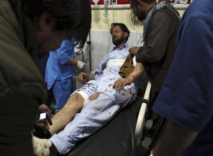 Roadside bomb kills 11 in Afghanistan on Second day of voting - India TV
