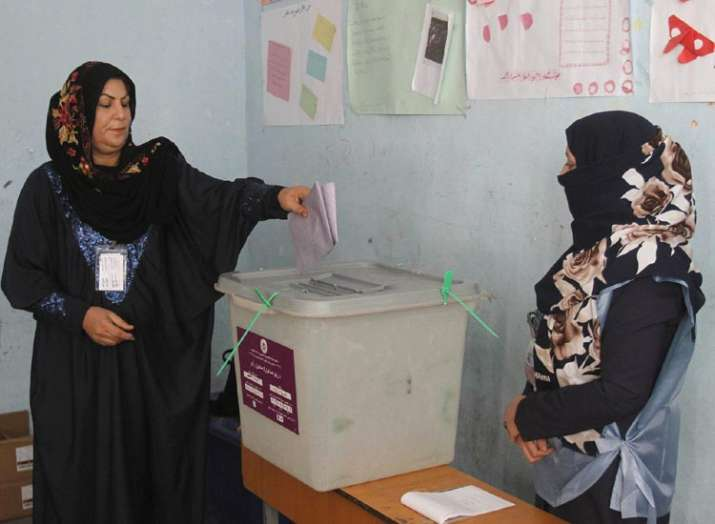 Afghanistan: At least 130 killed or injured during voting- India TV