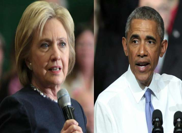Suspect arrested after explosive devices sent to Clinton, Obama and other US officials- India TV