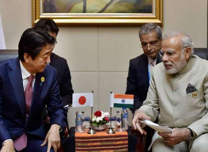 Prime Minister Narendra Modi leaves on a two-day visit to Japan- India TV