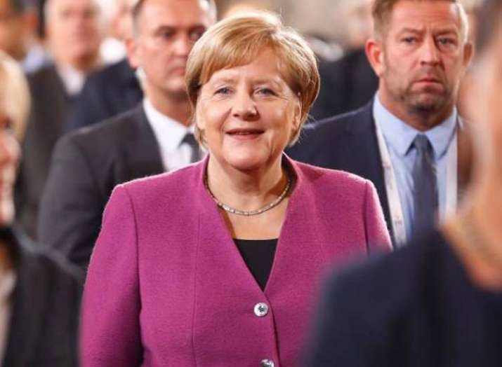 German chancellor Angela Merkel will not seek re-election in 2021- India TV