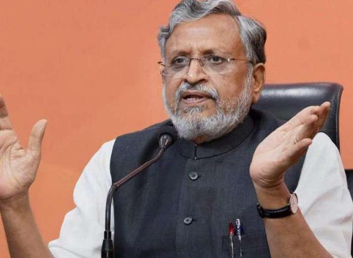 Sushil Modi, Bihar- India TV