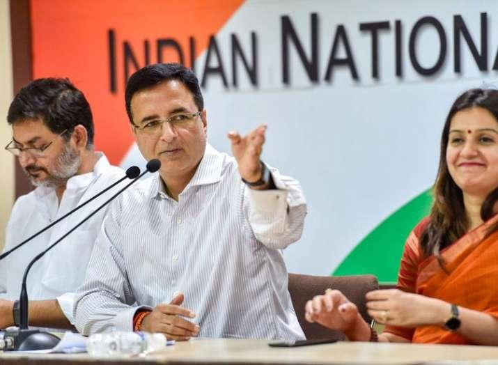 Opposition alliances, Randeep Singh Surjewala, congress- India TV