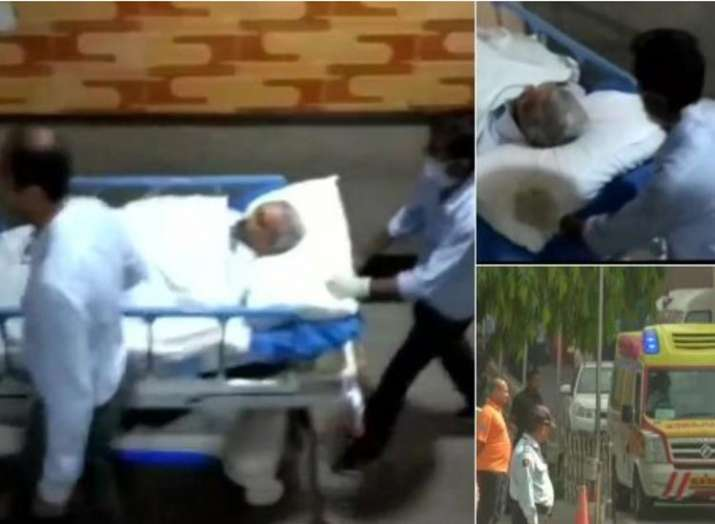 Goa's ailing CM Manohar Parrikar discharged from AIIMS- India TV