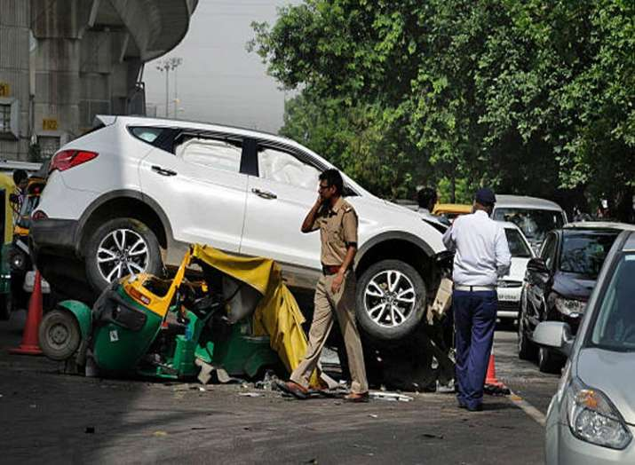 Over 70 percent road accidents occurred on bright sunny days, claims report- India TV